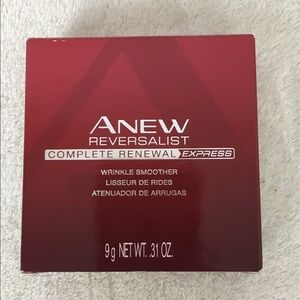 NEW Anew Reversalist Wrinkle Smoother Compact